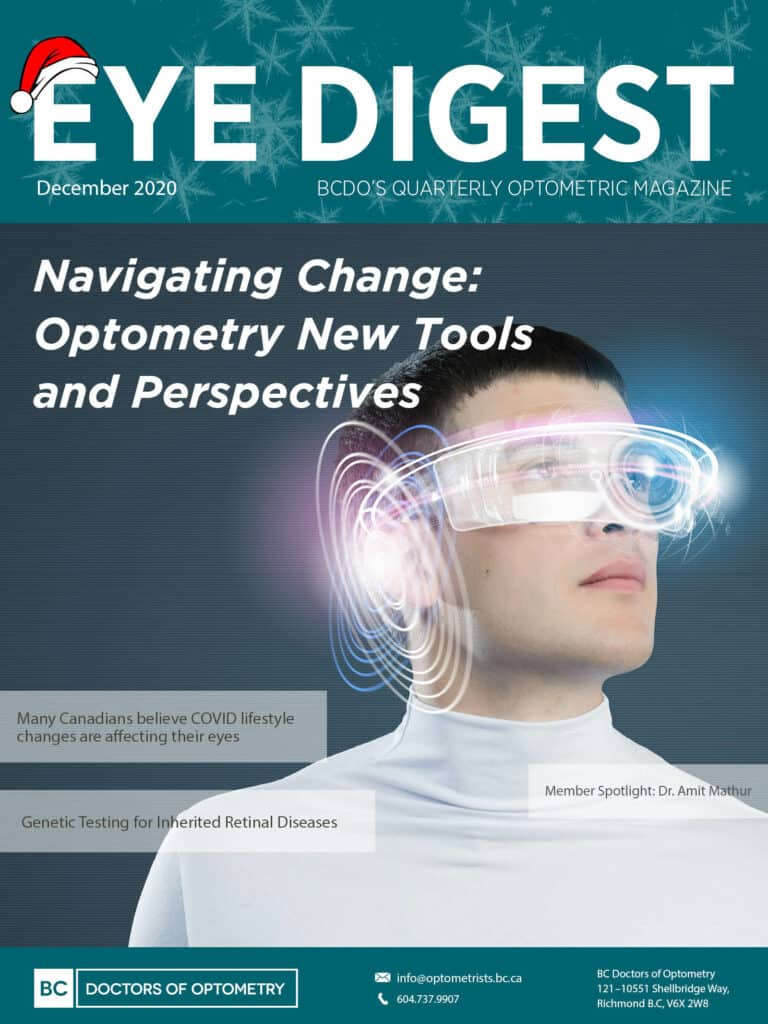 2020 December Eye Digest Magazine