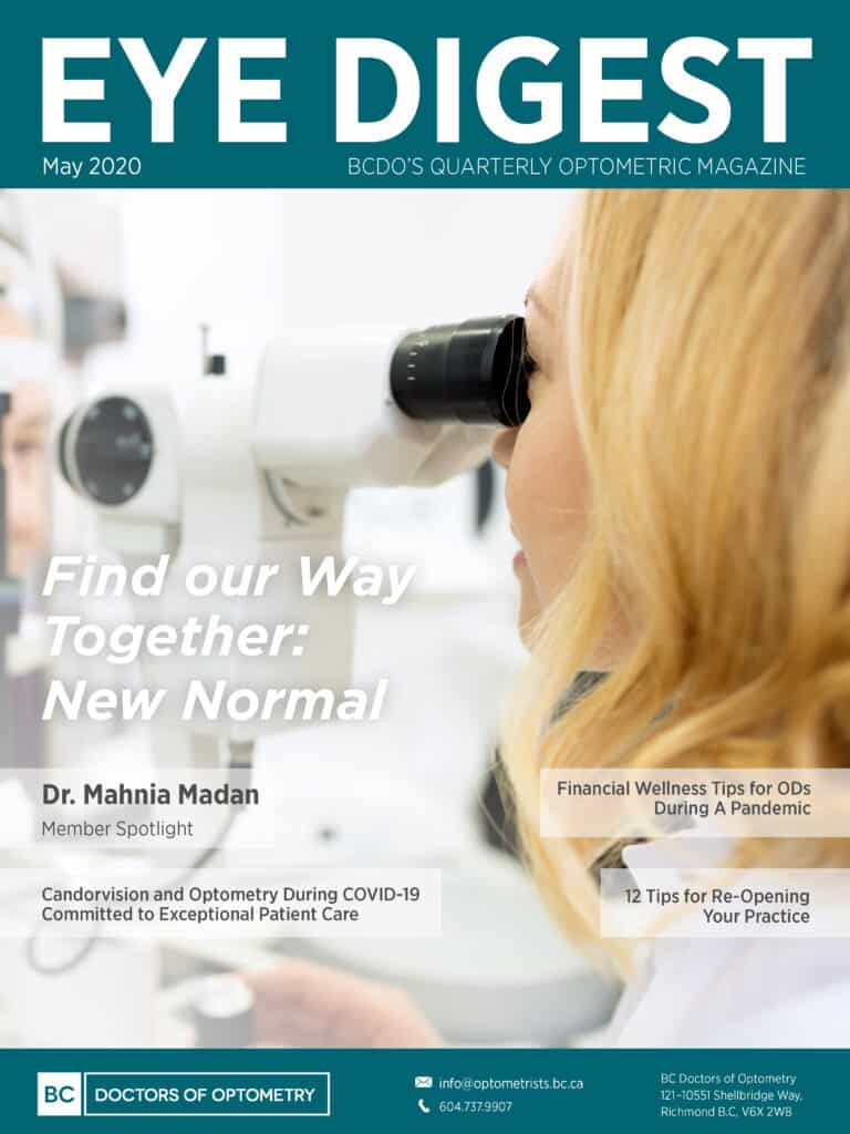2020 May Eye Digest Magazine