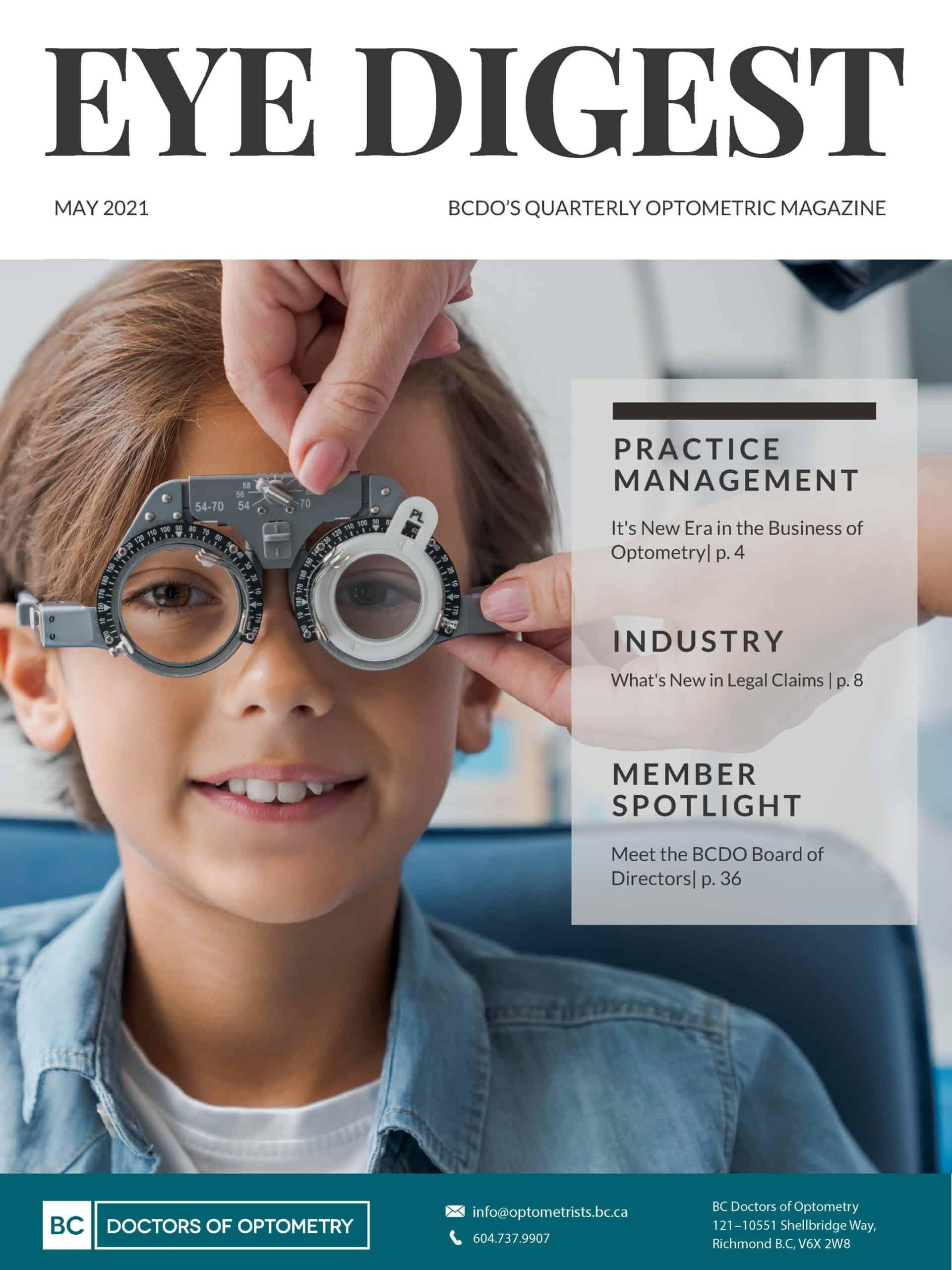 2020 December Eye Digest Magazine