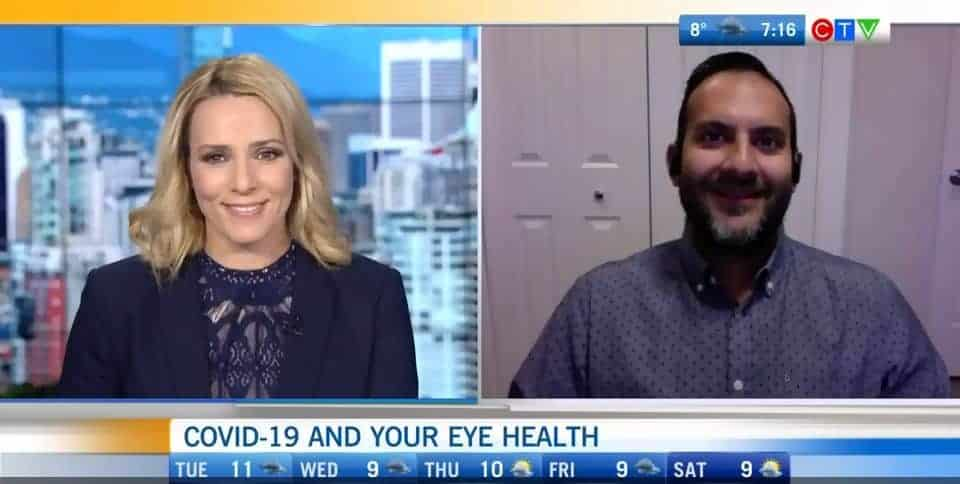 COVID-19 and Your Eye Health