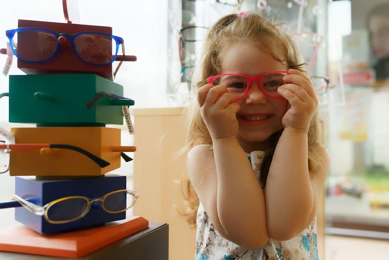 Eye exams for preschoolers